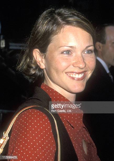 """Actress Kelli Williams attends the """"Butterfly"""" New York City Premiere at Paris Theatre on July 13, 2000 in New York City, New York."""