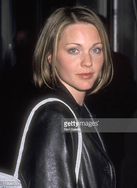 Actress Kelli Williams attends the Endeavor Agency and Talk Magazine Party to Celebrate the Television Up-Front Week at Lotus on May 16, 2000 in New...