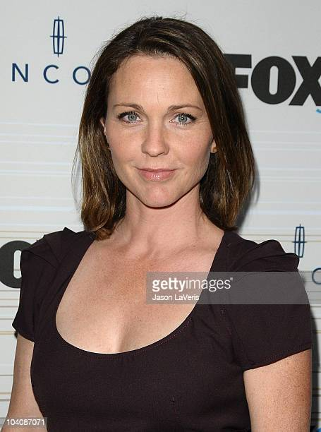 Actress Kelli Williams attends the Fox Eco-Casino party at BOA Steakhouse on September 13, 2010 in West Hollywood, California.