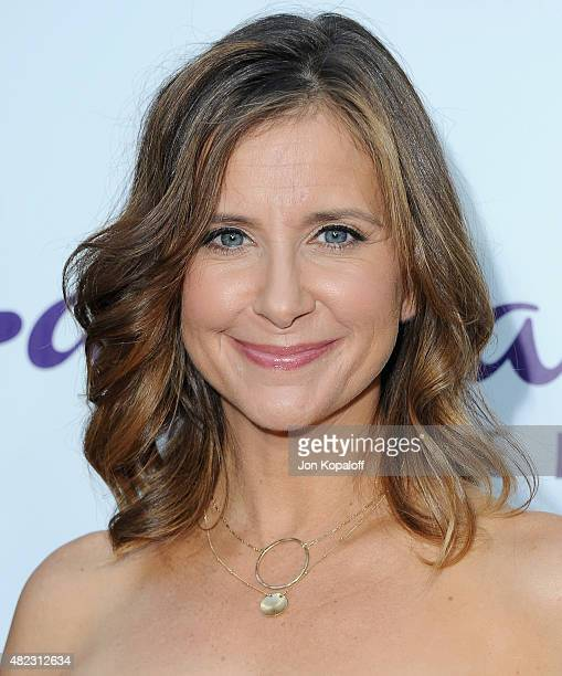 Actress Kellie Martin arrives at 2015 Summer TCA Tour - Hallmark Channel and Hallmark Movies And Mysteries on July 29, 2015 in Beverly Hills,...