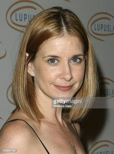 Actress Kellie Martin arrives at the Lupus LA Orange Ball at the Beverly Wilshire Hotel on May 1 2008 in Beverly Hills California