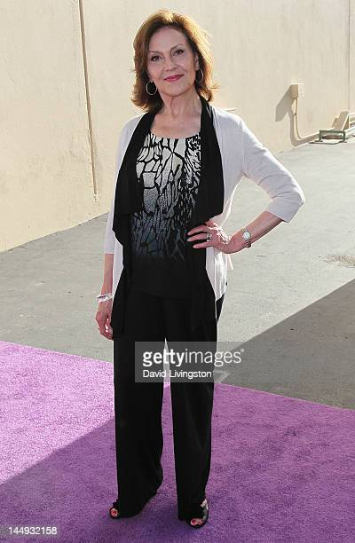 Actress Kelly Bishop attends Disney Media Networks International Upfronts at Walt Disney Studios on May 20 2012 in Burbank California