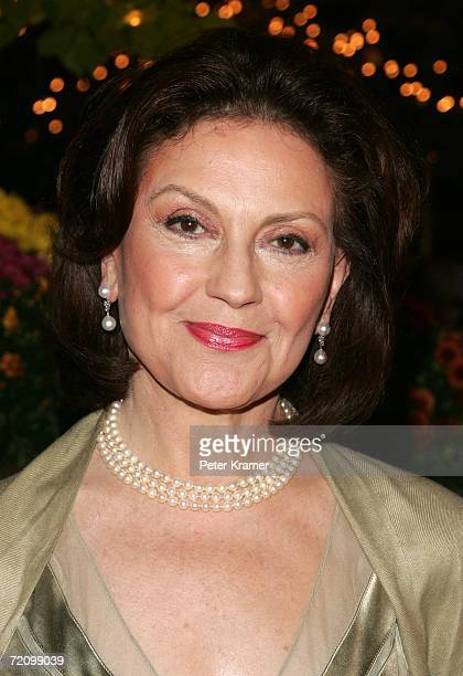 Actress Kelly Bishop attends opening night of A Chorus Line October 5 2006 in New York City
