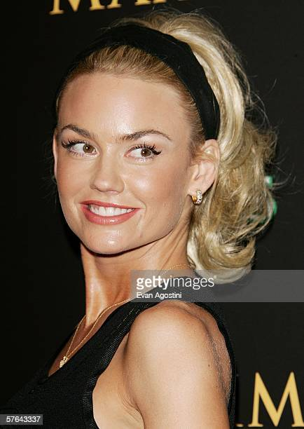 Actress Kelly Carlson attends Maxim Magazine's 7th Annual Hot 100 party at Buddha Bar May 17 2006 in New York City