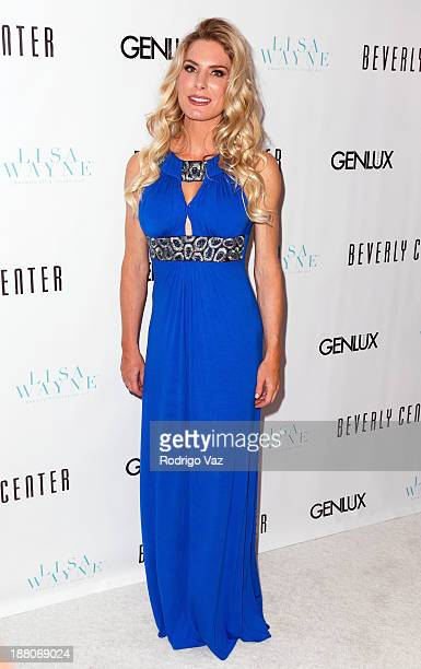 Actress Kelly Greyson attends as Genlux cover girl Lisa Vanderpump hosts the magazine's new issue launch party on November 14 2013 in Beverly Hills...