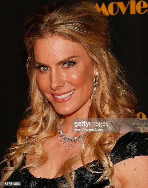 Actress Kelly Greyson attends the 21st Annual Movieguide Awards at Universal Hilton Hotel on February 15, 2013 in Universal City, California.