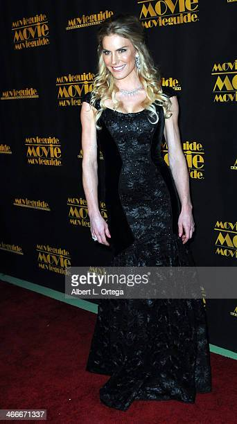 Actress Kelly Greyson attends the 21st Annual Movieguide Awards held at the Universal Hilton Hotel on February 15, 2013 in Universal City, California.