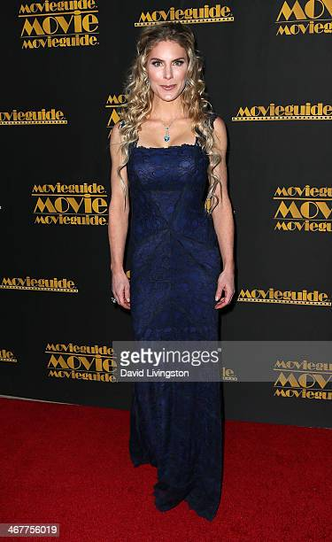 Actress Kelly Greyson attends the 22nd Annual Movieguide Awards Gala at the Universal Hilton Hotel on February 7 2014 in Universal City California