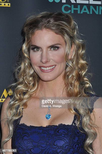 Actress Kelly Greyson attends the 22nd Annual Movieguide Awards Gala at the Universal Hilton Hotel on February 7, 2014 in Universal City, California.