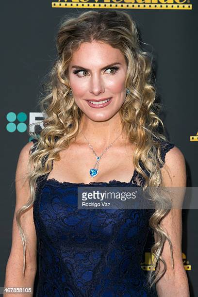 Actress Kelly Greyson attends the 22nd Annual Movieguide Awards Gala at Universal Hilton Hotel on February 7 2014 in Universal City California