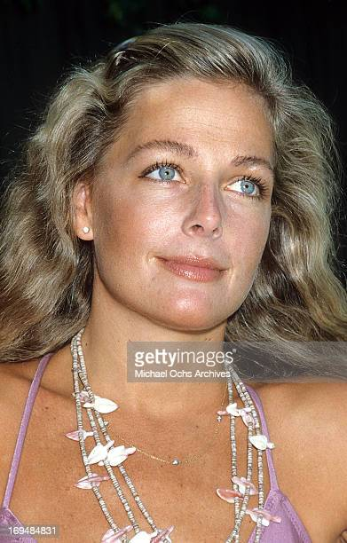 Actress Kelly Harmon poses for a portrait in circa 1978