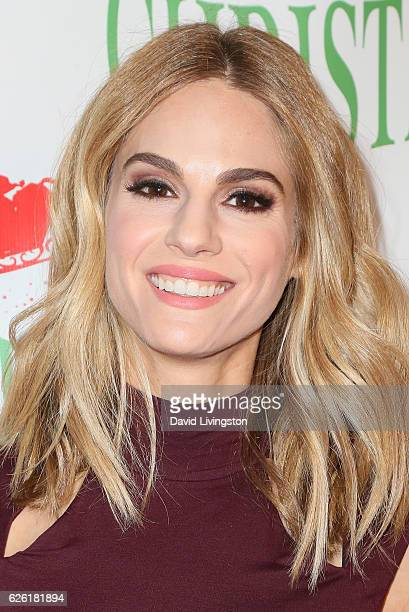 Actress Kelly Kruger arrives at the 85th Annual Hollywood Christmas Parade on November 27 2016 in Hollywood California