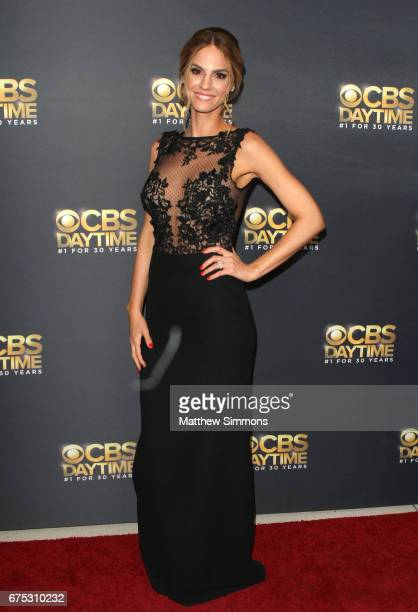 Actress Kelly Kruger attends the CBS Daytime Emmy after party at Pasadena Civic Auditorium on April 30 2017 in Pasadena California