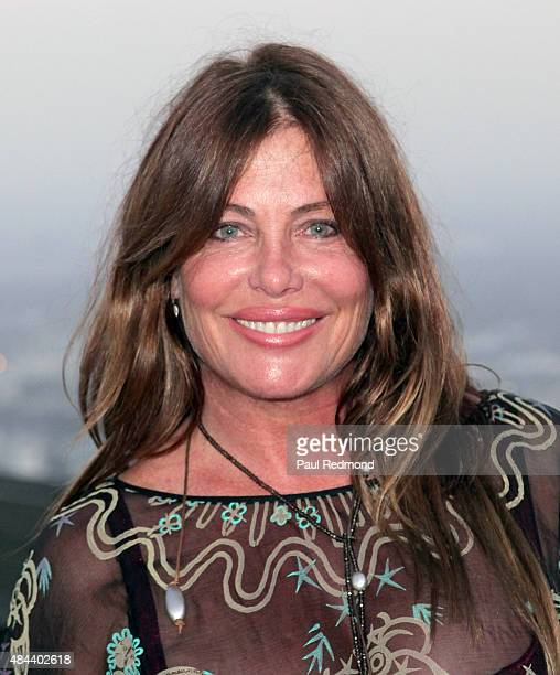 """Actress Kelly Le Brock attends a Private Screening of the Oculus Virtual Reality short film """"Defrost"""" on August 17, 2015 in Los Angeles, California."""