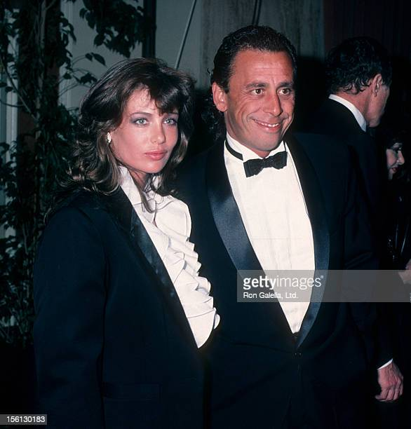 Actress Kelly LeBrock and husband Victor Drai attending 13th Annual American Film Institute Lifetime Achievement Awards Honoring Gene Kelly on March...