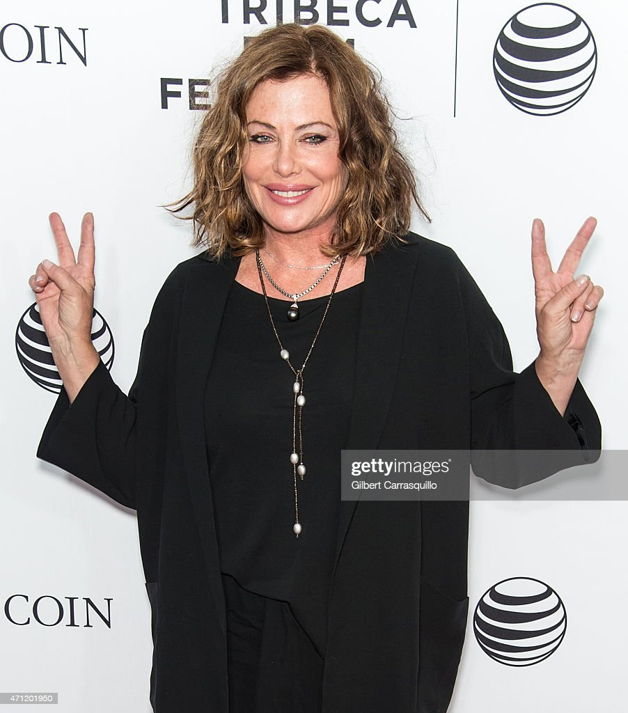 Actress Kelly LeBrock attends the closing night screening of 'Goodfellas' during the 2015 Tribeca Film Festival at Beacon Theatre on April 25, 2015 in New York City.