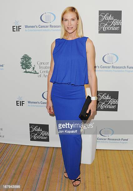 Actress Kelly Lynch arrives at An Unforgettable Evening benefiting EIF's Women's Cancer Research Fund at the Beverly Wilshire Four Seasons Hotel on...