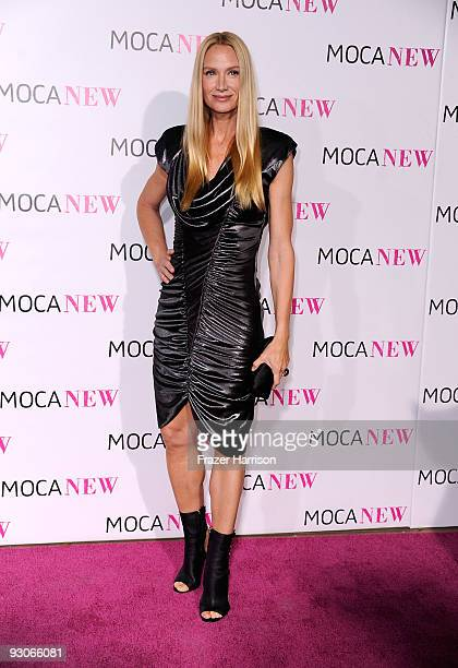 Actress Kelly Lynch arrives at the MOCA New 30th Anniversary Gala on November 14 2009 in Los Angeles California