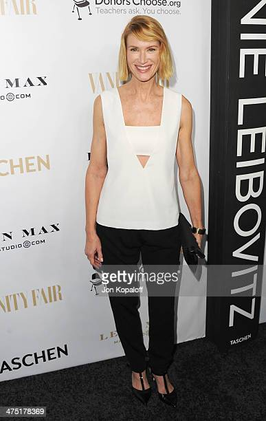 Actress Kelly Lynch arrives at the Vanity Fair Campaign Hollywood - Leon Max And Annie Leibovitz Book Launch at Chateau Marmont on February 26, 2014...