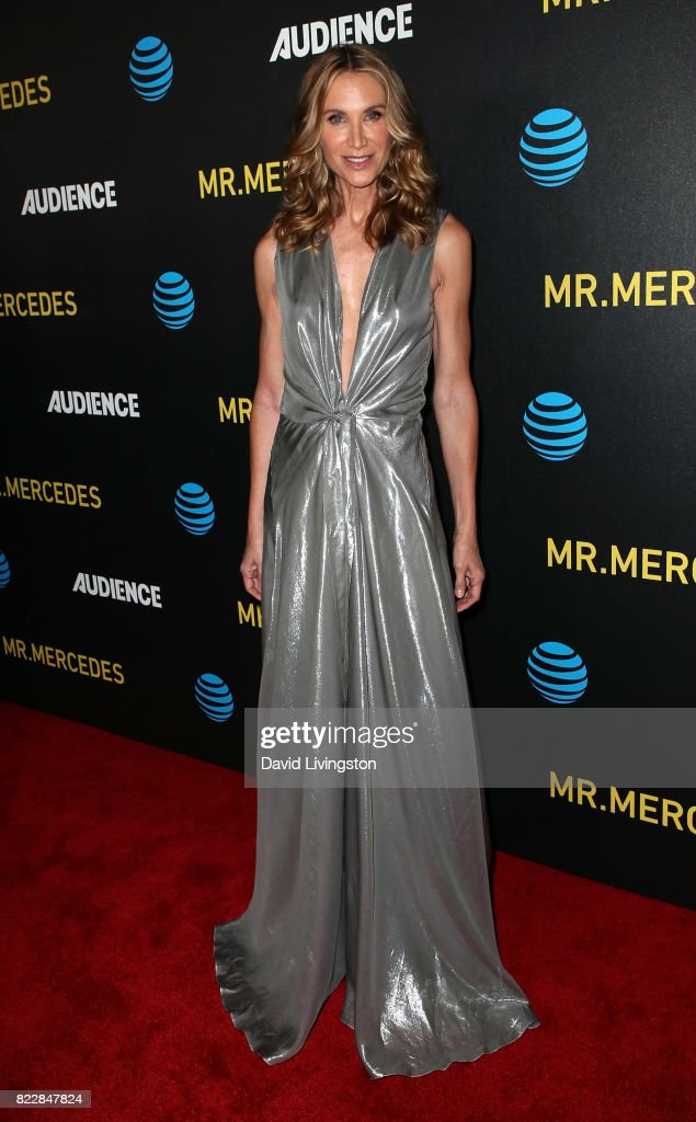 Actress Kelly Lynch attends a screening of AT&T Audience Network's 'Mr. Mercedes' at The Beverly Hilton Hotel on July 25, 2017 in Beverly Hills, California.