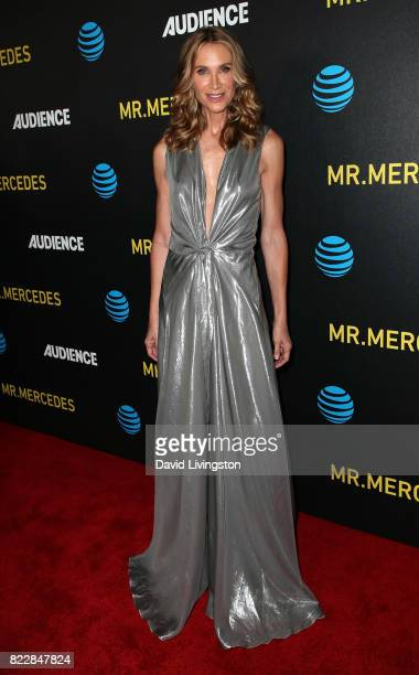 """Actress Kelly Lynch attends a screening of AT&T Audience Network's """"Mr. Mercedes"""" at The Beverly Hilton Hotel on July 25, 2017 in Beverly Hills,..."""
