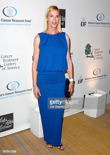 "Actress Kelly Lynch attends EIF Women's Cancer Research Fund's 16th Annual ""An Unforgettable Evening"" presented by Saks Fifth Avenue at the Beverly..."