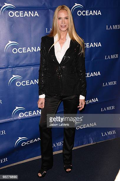 Actress Kelly Lynch attends Oceana's 2009 Partners Award gala on November 20 2009 in Los Angeles California