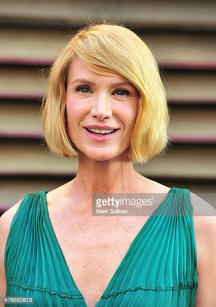 Actress Kelly Lynch attends the 2014 Vanity Fair Oscar Party hosted by Graydon Carter on March 2 2014 in West Hollywood California