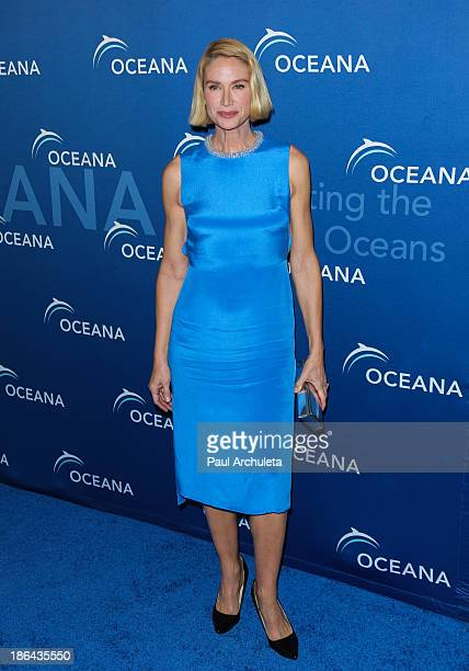 Actress Kelly Lynch attends the Oceana Partners Award Gala at the Regent Beverly Wilshire Hotel on October 30, 2013 in Beverly Hills, California.