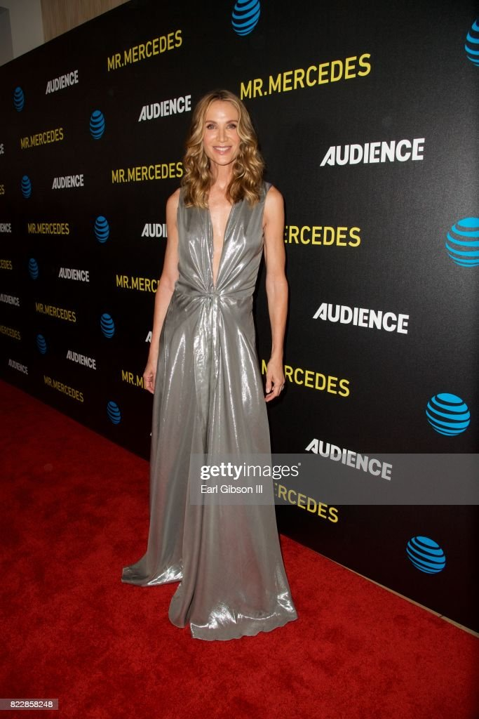 "Screening Of AT&T Audience Network's ""Mr. Mercedes"" - Red Carpet"