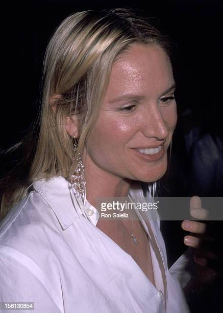 Actress Kelly Lynch attends the Women's Wear Daily The Ultimate Fashion Authority Hosted 'White Hot Diamonds' The Exclusive PreOscar Fashion Event...