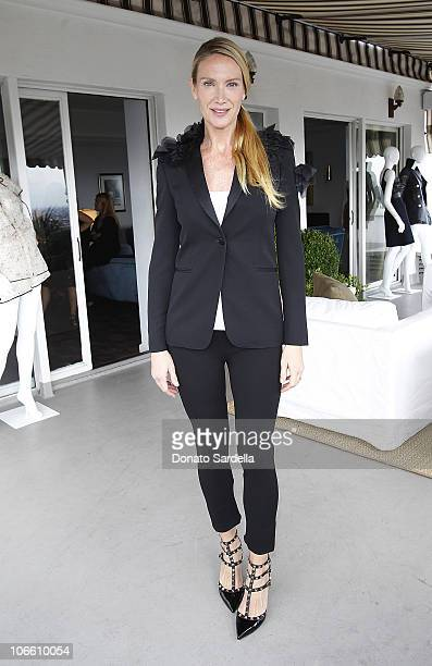 Actress Kelly Lynch attends Vogue and Valentino Celebrate Spring/Summer 2011 Collection Hosted by Jacqui Getty and Gia Coppola Lisa and Nathlie Love...
