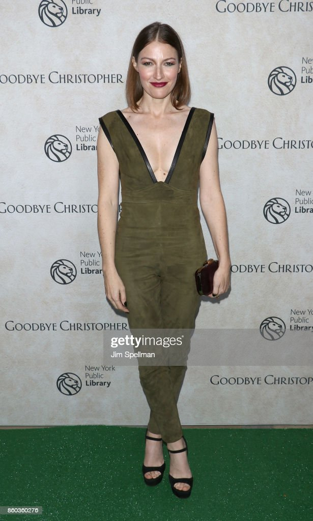 """Good Bye Christopher Robin"" New York Special Screening"
