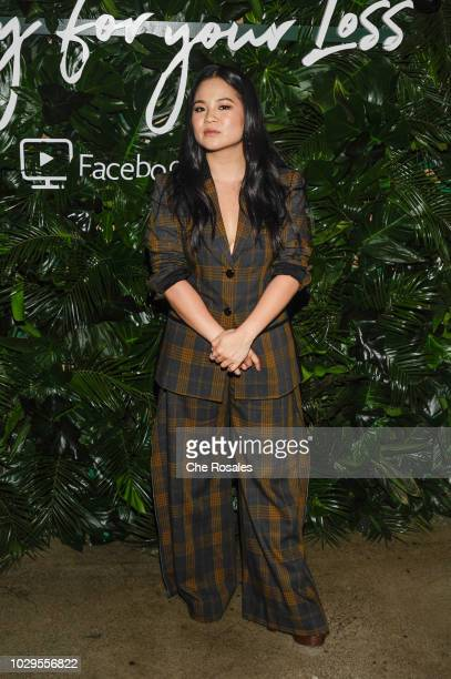 Actress Kelly Marie Tran attends the Sorry For Your Loss Facebook Watch Premiere at FIGO on September 8 2018 in Toronto Canada