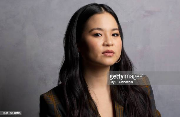 Actress Kelly Marie Tran from 'Sorry For Your Loss' is photographed for Los Angeles Times on September 8 2018 in Toronto Ontario PUBLISHED IMAGE...