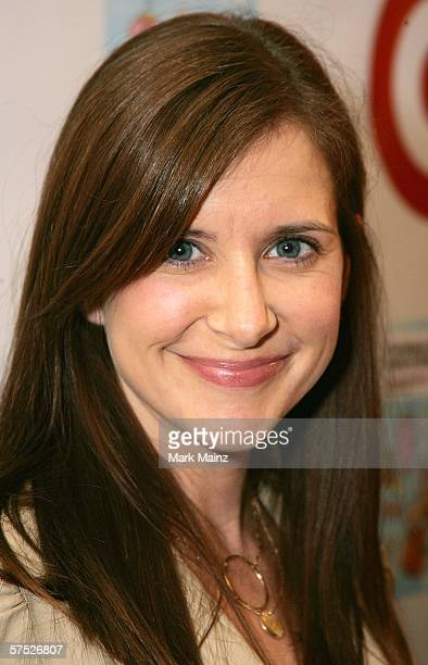 Actress Kelly Marsh attends the party to celebrate Jane Buckingham's new novel at the Beverly Wilshire Hotel on May 3 2006 in Beverly Hills California