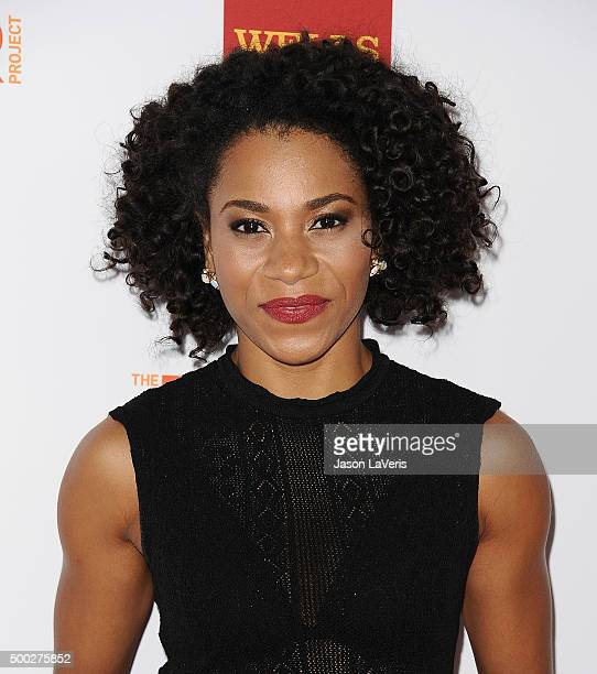 Actress Kelly McCreary attends TrevorLIVE LA 2015 at Hollywood Palladium on December 6 2015 in Los Angeles California
