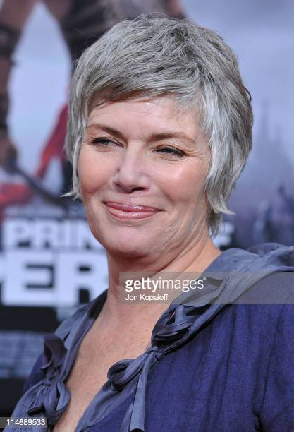 """Actress Kelly McGillis arrives at the Los Angeles Premiere of """"Prince Of Persia: The Sands Of Time"""" at Grauman's Chinese Theatre on May 17, 2010 in..."""