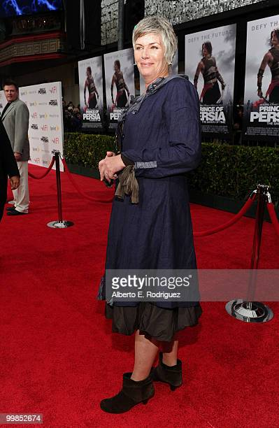 Actress Kelly McGillis arrives at the Prince of Persia The Sands of Time Los Angeles premiere held at Grauman's Chinese Theatre on May 17 2010 in...
