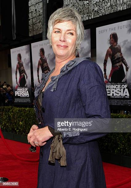 """Actress Kelly McGillis arrives at the """"Prince of Persia: The Sands of Time"""" Los Angeles premiere held at Grauman's Chinese Theatre on May 17, 2010 in..."""