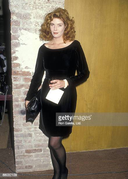 Actress Kelly McGillis attends the Brookly Academy of Music's Reopening of the Majestic Theater with a Performance of The Mahabharata on October 12...