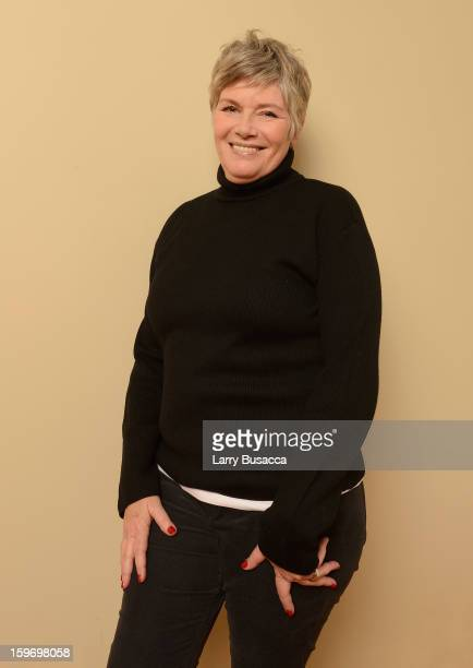 Actress Kelly McGillis poses for a portrait during the 2013 Sundance Film Festival at the Getty Images Portrait Studio at Village at the Lift on...