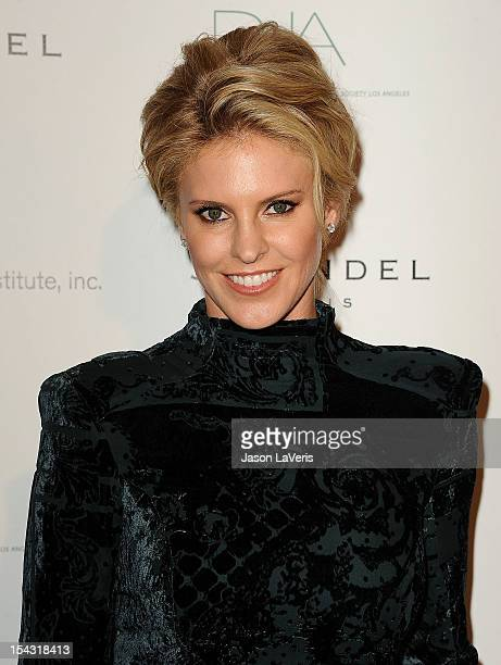 Actress Kelly Noonan attends the 3rd annual Autumn Party at The London West Hollywood on October 17, 2012 in West Hollywood, California.