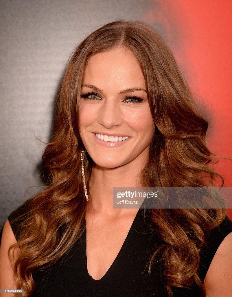 "HBO's ""True Blood"" Season 6 Premiere - Red Carpet : News Photo"
