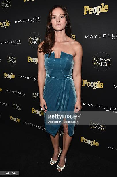 Actress Kelly Overton attends People's Ones to Watch event presented by Maybelline New York at EP LP on October 13 2016 in Hollywood California