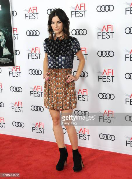 Actress Kelly Oxford attends AFI FEST 2017 Presented By Audi Screening Of 'The Disaster Artist' at TCL Chinese Theatre on November 12 2017 in...