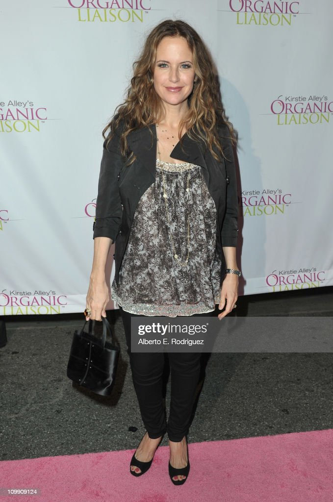 Kirstie Alley - Organic Liaison Store Opening