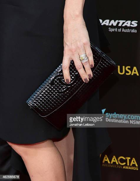 Actress Kelly Preston attends the 2015 G'Day USA GALA featuring the AACTA International Awards presented by QANTAS at Hollywood Palladium on January...