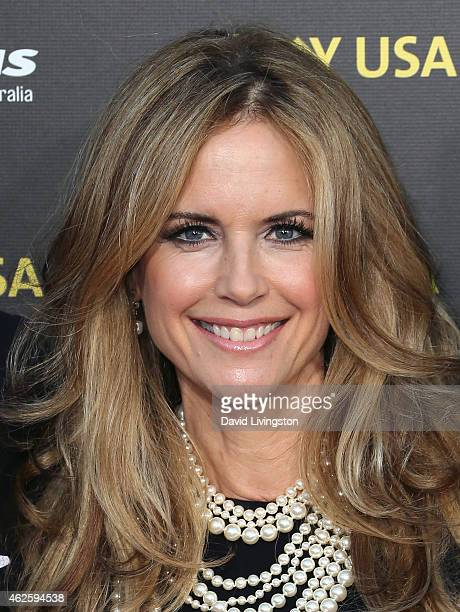 Actress Kelly Preston attends the 2015 G'Day USA Gala featuring the AACTA International Awards presented by QANTAS at the Hollywood Palladium on...