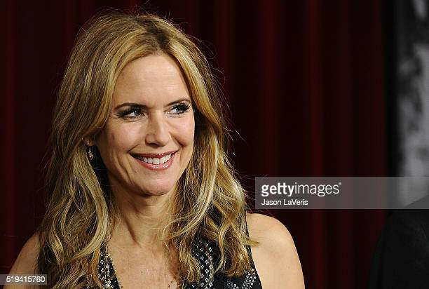 """Actress Kelly Preston attends the For Your Consideration event for FX's """"The People v. O.J. Simpson - American Crime Story"""" at The Theatre at Ace..."""